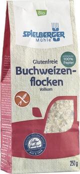 Buchweizenflocken glutenfrei  250 g