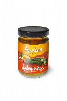 Grüne Jalapenos. geschnitten 150 g