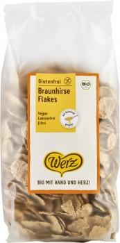 Braunhirse-Flakes  250 g