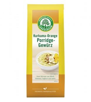 Kurkuma Orange Porridge Gewürz  50 g