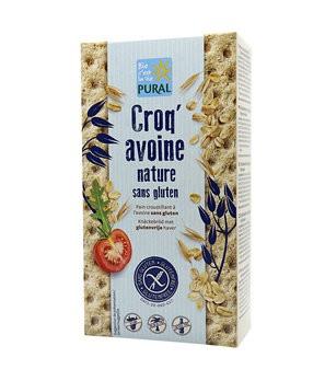 Croq Hafer Natur glutenfrei 160 g