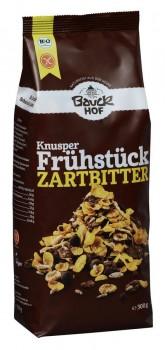 Knusper Frühstück Zartbitter 300 g