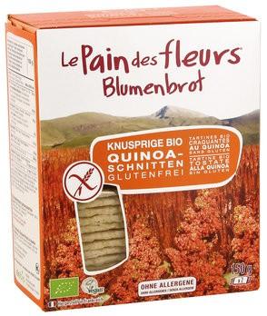 Blumenbrot Quinoa  150 g glutenfrei