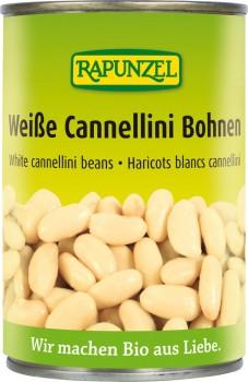 Weiße Canellini Bohnen