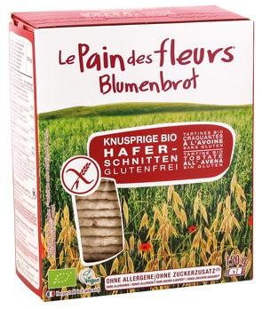 Blumenbrot Hafer 150 g glutenfrei